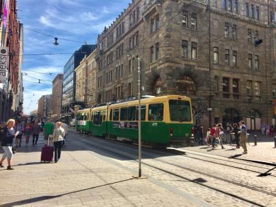 【3】デンマーク拠点に北欧3泊6日・夏休暇ひとり旅 3日目~帰国・コペンハーゲンから日帰りヘルシンキ、スオメンリンナ島へ バンコク経由で帰国