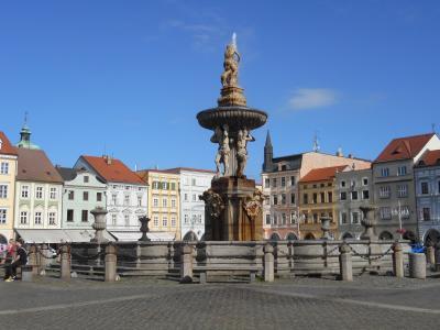 チェコ・ポーランド 街と古城