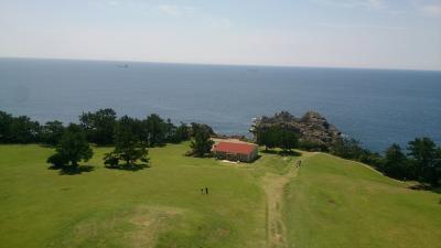 2017夏の白浜旅行1日目  〜熊野本宮〜串本〜白浜方面