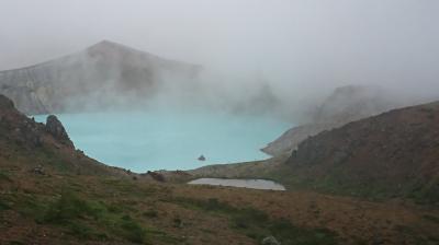 極上の湯と溶岩の大地 ~万座温泉と鬼押出し~