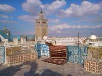 ③北アフリカ周遊とイスタンブールの旅(チュニジア編)
