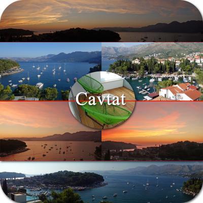 クロアチア・モンテネグロの旅6-ツァブタット(Cavtat)編-眺め最高のHotel Cavtatに宿泊、夕食はIvan Restauranシーフードグリル頂きます-