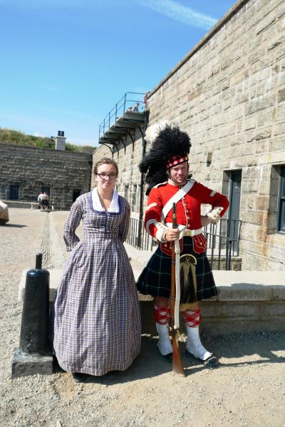 414-還暦記念旅行で半世紀をかけた夢、「赤毛のアン」の島プリンスエドワード島でアンになる!…⑩ペギーズコーブ~Halifax