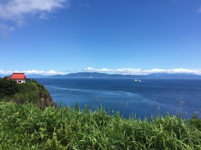 函館・江差・奥尻(H29北海道離島旅行1) ーなんだか心躍る道南の島ー