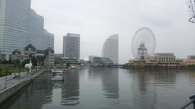 こだま号と青春18きっぷで行く東京・横浜散策日帰り旅(後編)