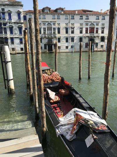 親子水入らず-おとん初ヨーロッパ 7日目:イタリア/水の街ヴェネチア