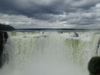 南米一人旅15 滝・滝・雨