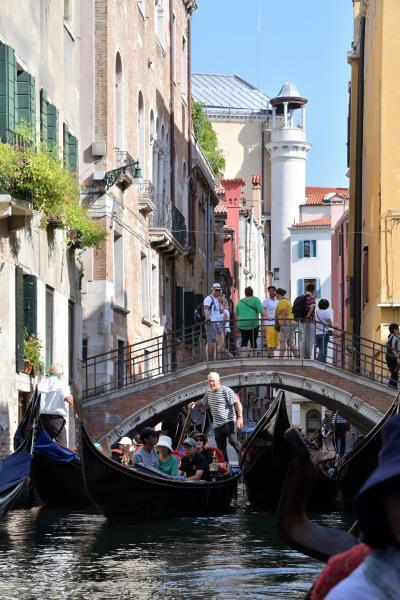 大満喫!イタリア紀行8日間。アツいよ暑いよ! その3 #この街は唯一無二だね。水の都ヴェネチア【世界遺産】#