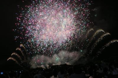 大感動&大迫力 赤川花火大会2017