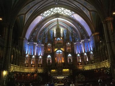 カナダ東から西へ12日の旅 3(モントリオール)