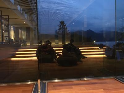 北海道の素敵な宿と温泉巡り 2  洞爺湖