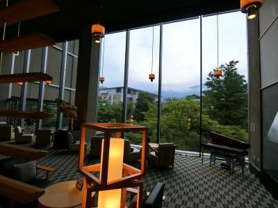 箱根,にごり湯でゆっくり 東急ハーヴェストスクラブ箱根翡翠宿泊
