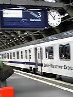 国際列車で東欧・縦断の旅