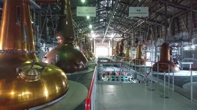 工場見学サントリー白州蒸留所 その2/開園までぶらぶら