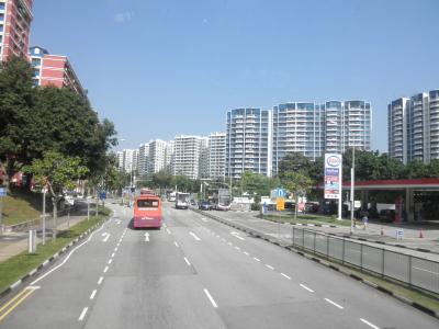 毎年恒例のシンガポール&初めてのタイ・バンコク旅行5、センカン地区街歩き&チャンギビーチパーク
