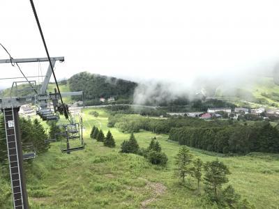 志賀高原エコパークの旅