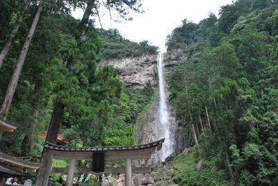 上って下りて、大門坂から那智の滝
