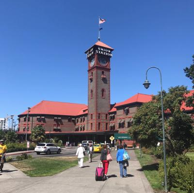 全米「住みたい町ナンバーワン」ポートランドに関する覚え書き
