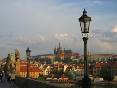 ウィーンからプラハ・チェスキークルムロフそしてウィーン
