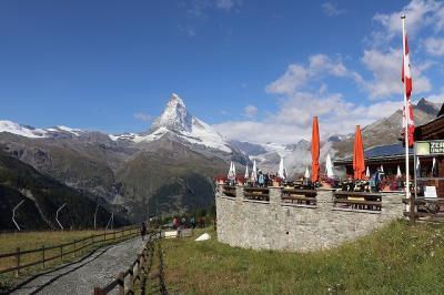 3世代夏休みスイスの旅 <vol.3>  5日目ツェルマット~6日目チューリッヒ