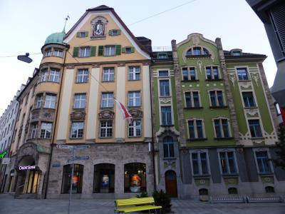 スイス 車窓から、そして目の前で眺める絵葉書のような風景-1(チューリッヒ→クール)