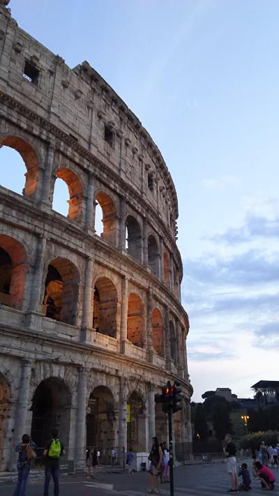 2017 7月のイタリア、クロアチア ローマ・ヴァチカン ⑤