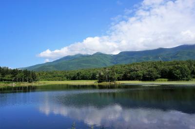 2017夏の北海道③4泊5日の旅 能取湖からウトロへ(原生花園、知床五湖、カムイワッカの滝)