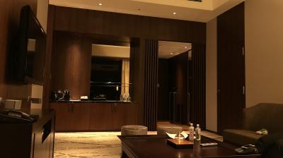 ウェスティンホテル仙台 (4) デラックススイート(83㎡)