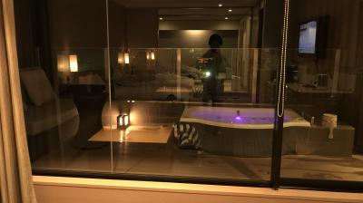 宮島グランドホテル 有もと (1) 露天風呂付スイート和洋室(74㎡)