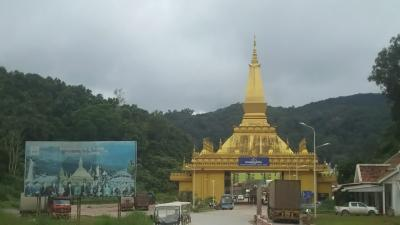 中国・昆明、ラオス・ルアンラムター、タイ・チェンコーン、ミャンマータチレク 陸路の旅 その2