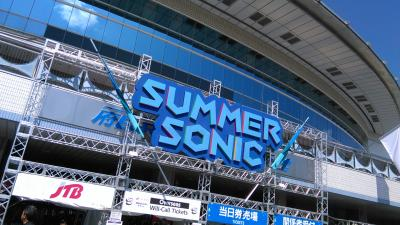 Summer Sonic 2017 @大阪