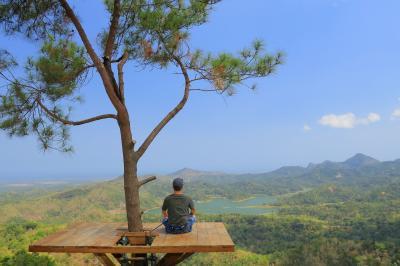 インドネシアの遺跡と火山とビーチ【2】ボロブドゥールサンライズと絶景のカリビル
