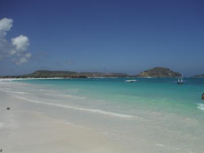 あのビーチでまったりしたい!ロンボク島~3日目 目指すは60Km先のタンジュアンビーチ