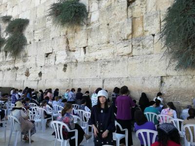キャセイパシフィックビジネスクラスで行くヨルダン・イスラエル7日間(エルサレム)