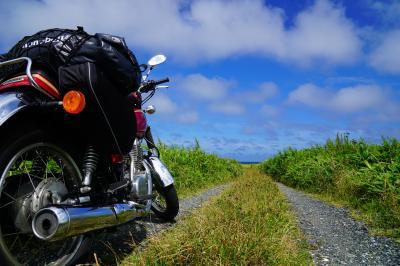 2017北海道バイク旅10日間vol.5(宗谷丘陵&北オホーツクの廃線跡)