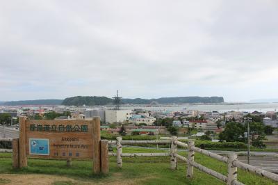 北海道の旅2日目②摩周駅~厚岸へ・かきを食べに!