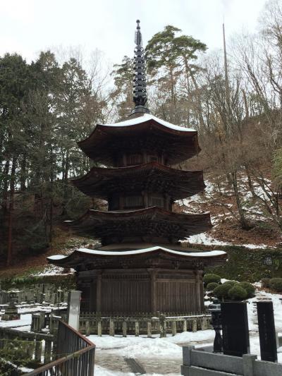 冬に行きたかった文化財の地と日本海の魚!