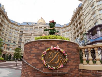 2015年4月 東京ディズニーランドホテル スタンダード・スーペリアルーム(1-3F)