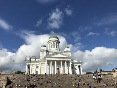 スターアライアンス世界一周航空券で2週間で世界一周(2)フィンランド ヘルシンキ