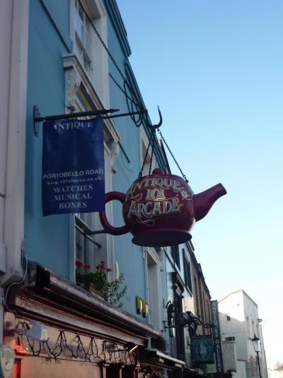 初めての海外年越し☆英国への旅2013-2014⑥☆ロンドンのお洒落な街ハムステッド&ノッティングヒル散策とイギリス名物の美味しいもの編