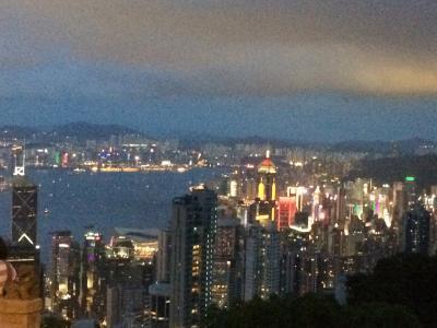 ちょっとがっかり香港・マカオ!
