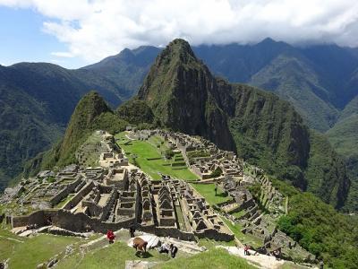 世界遺産563件の軌跡 7 2017年(47件:456件目~502件目*南米、北米、欧州)