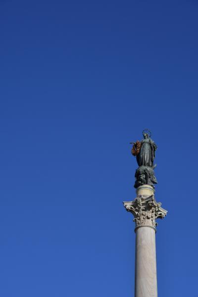 大満喫!イタリア紀行8日間。アツいよ暑いよ。その8 #ほんとにさらさらっと駆け抜けたローマ【世界遺産】