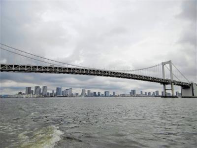 水上散歩 かわてらす(LYURO東京清澄 THE SHARE HOTELS)~水上タクシーで羽田空港へ