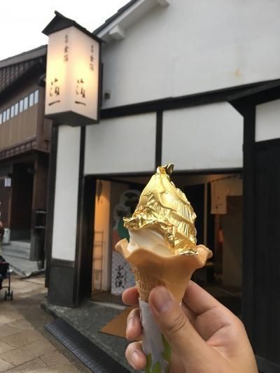 男一人で金沢に旅行してきた