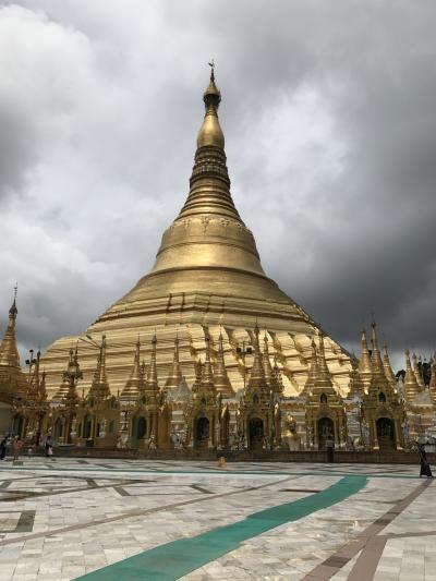 雨季のヤンゴンを1人旅 マレーシア航空ビジネスクラス利用