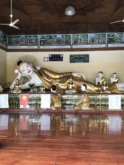 雨季のヤンゴン1人旅②  マレーシア航空ビジネスクラス利用