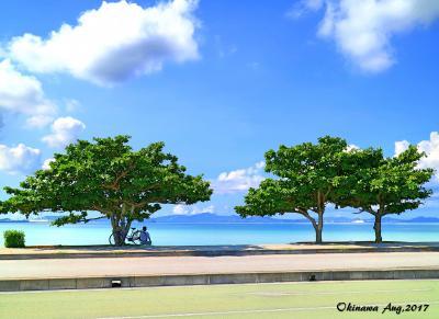 【沖縄県(うるま市)】真夏の沖縄グルメ旅!絶景の世界遺産『勝連城跡』・キンタコ『タコライス』