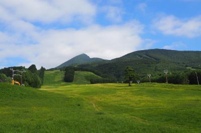 磐梯山 猪苗代コースから今季最後の夏登山
