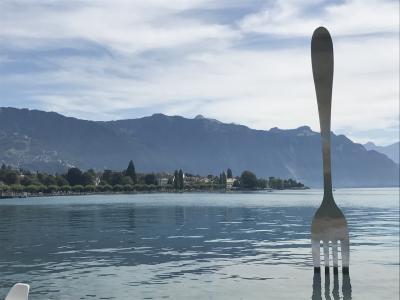 スイス:レマン湖海岸編